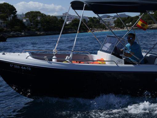 Motorboat Pegazus 460 · 2019 (1)
