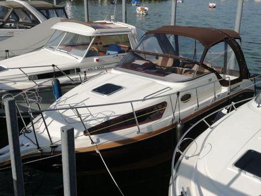 Motorboat Aqualine 750 · 2020 (4)