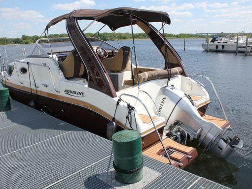 Motorboat Aqualine 750 · 2020 (1)