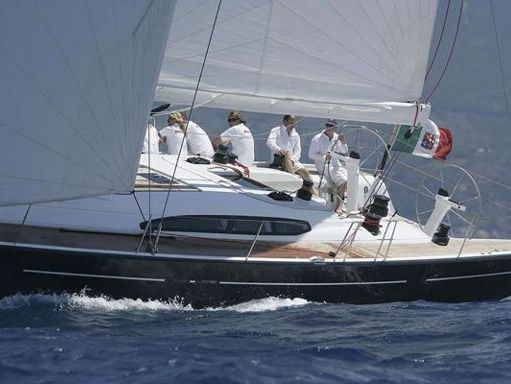 Sailboat Dehler 60 · 2008 (refit 2020) (4)