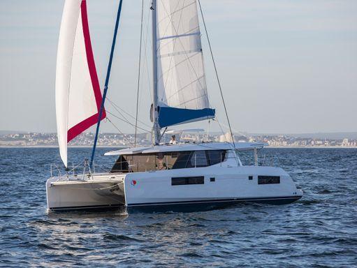 Catamaran Leopard Sunsail 454 · 2017 (2)