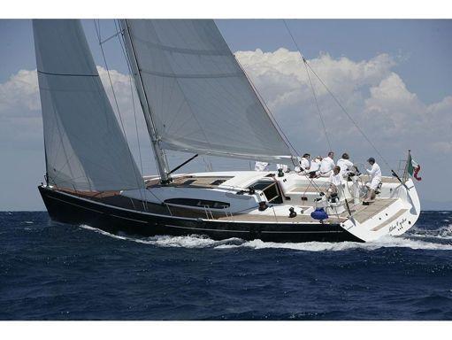 Sailboat Dehler 60 · 2008 (refit 2020) (0)