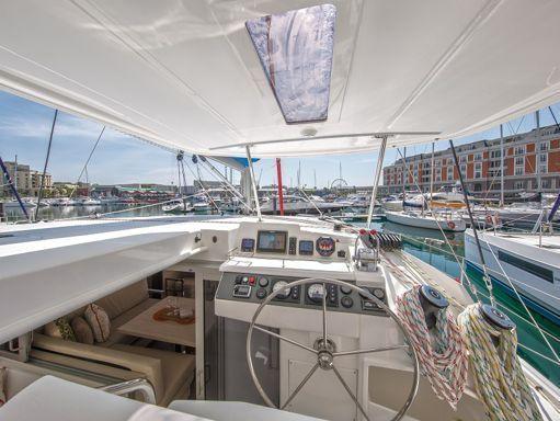 Catamaran Leopard Sunsail 404 · 2018 (4)