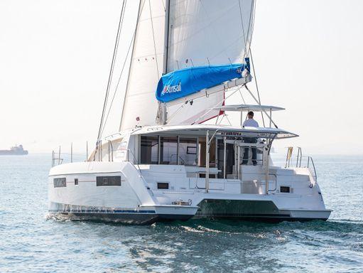 Catamaran Leopard Sunsail 404 · 2018 (1)