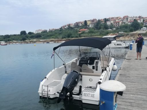 Sportboot Barracuda 545 Open - 2017 (Umbau 2021) (2)