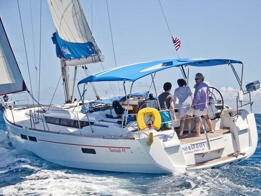 Sailboat Jeanneau Sunsail 47/3 · 2018 (1)