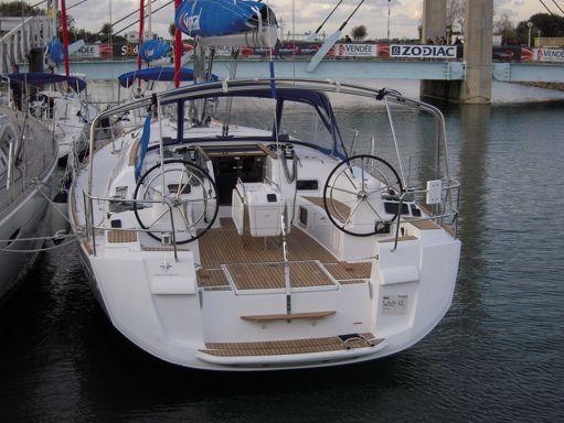 Sailboat Jeanneau Sunsail 51 · 2018 (1)