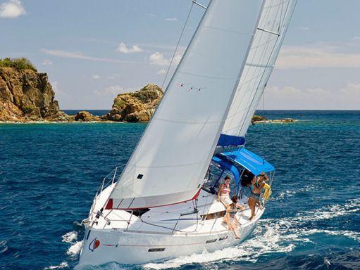 Sailboat Jeanneau Sunsail 41.1 · 2015 (2)