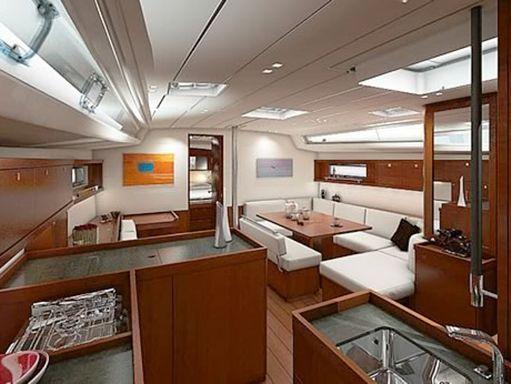 Sailboat Beneteau Oceanis 48 · 2018 (1)