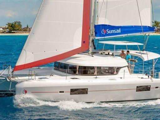 Catamaran Lagoon Sunsail 424 · 2019 (0)