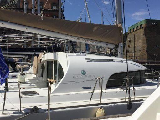 Catamaran Lagoon 380 · 2010 (refit 2020) (1)