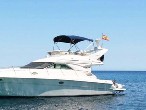 Motorboat Sea Ray 400 Sundancer · 2002 (0)