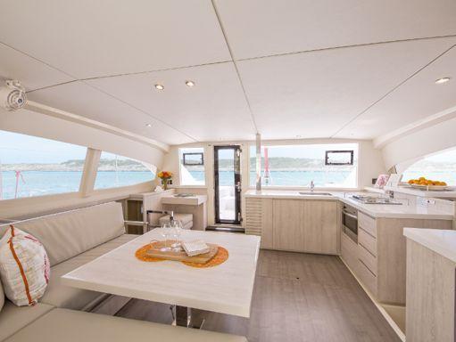 Catamaran Leopard Sunsail 404 · 2020 (1)