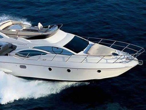 Motorboat Azimut 46 · 2000 (0)