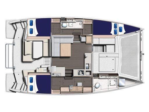 Catamaran Leopard Moorings 4000/3 · 2018 (2)