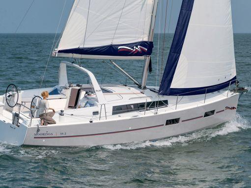 Sailboat Beneteau Moorings 382 · 2017 (0)