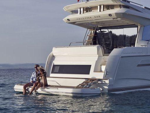 Motorboat Prestige 520 Fly · 2020 (4)
