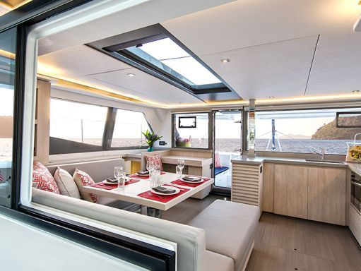 Catamaran Leopard Moorings 4500 · 2019 (1)