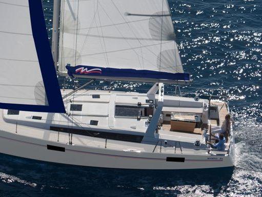 Sailboat Beneteau Moorings 48.4 · 2016 (1)