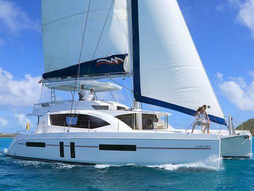Catamaran Leopard Moorings 5800 · 2018 (0)