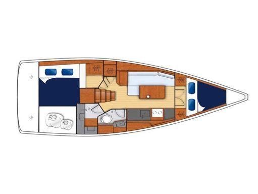Sailboat Beneteau Moorings 35.2 · 2019 (2)
