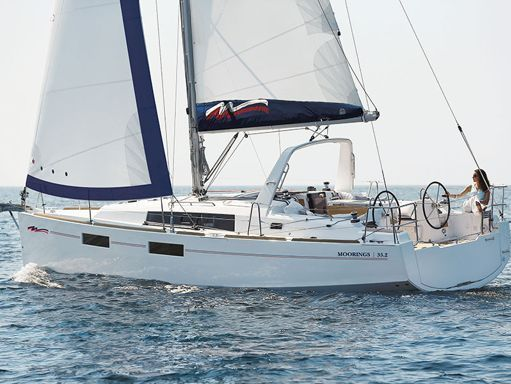 Sailboat Beneteau Moorings 35.2 · 2019 (0)