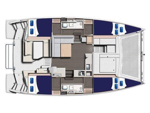 Catamaran Leopard Moorings 4000 · 2020 (2)