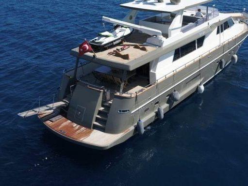 Motorboat Motoryacht Motoryacht · 2002 (refit 2020) (4)