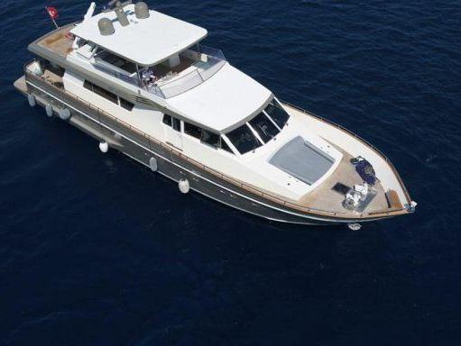 Motorboat Motoryacht Motoryacht · 2002 (refit 2020) (0)