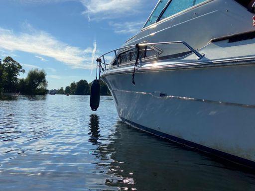 Houseboat Sea Ray 245 · 1984 (refit 2020) (2)