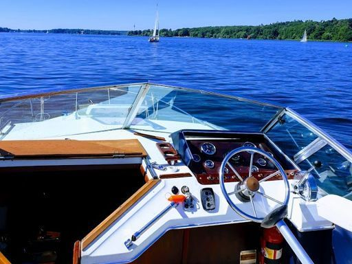 Houseboat Sea Ray 245 · 1984 (refit 2020) (4)