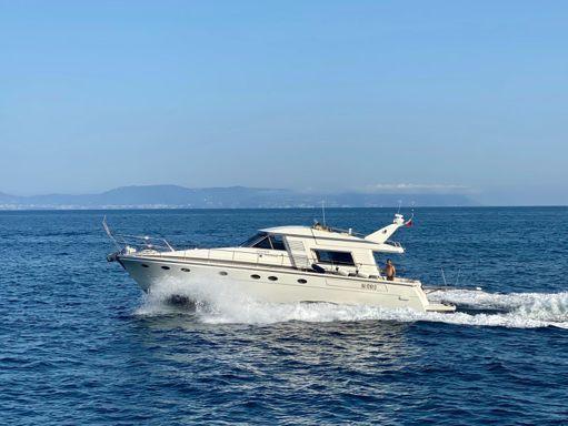 Motorboat Rizzardi 50 Fly · 1992 (refit 2019) (1)