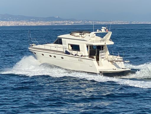 Motorboat Rizzardi 50 Fly · 1992 (refit 2019) (2)