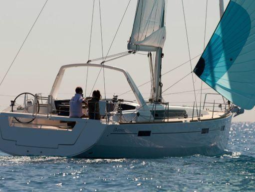 Velero Beneteau Oceanis 45 · 2014 (0)