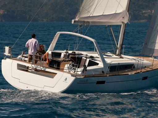 Velero Beneteau Oceanis 45 · 2014 (1)