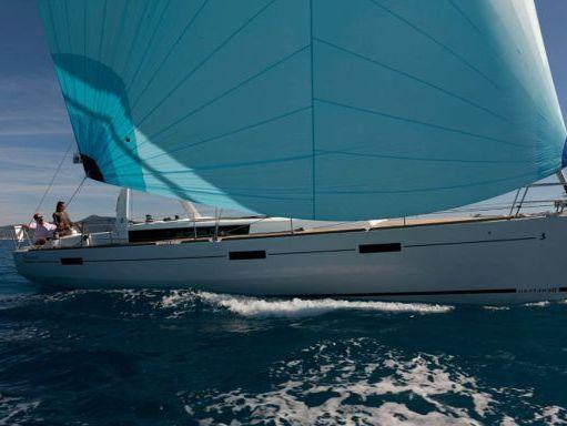 Velero Beneteau Oceanis 45 · 2014 (4)