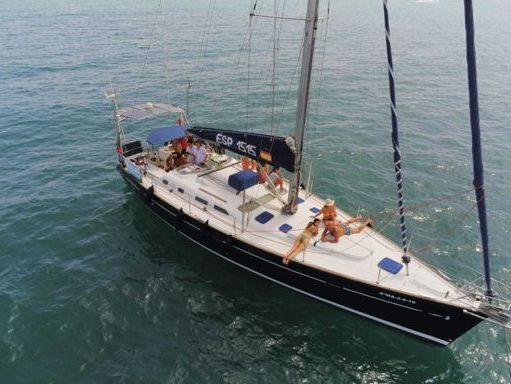 Sailboat Beneteau Oceanis 473 · 2005 (refit 2019) (0)