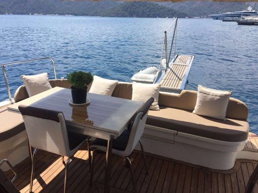 Motorboat Motoryacht Motoryacht · 2008 (refit 2017) (4)