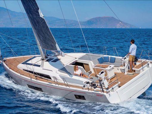 Sailboat Beneteau Oceanis 461 · 2020 (0)
