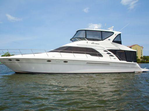 Motorboat Sea Ray 560 Sedan Bridge · 2010 (0)