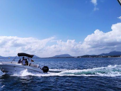 Speedboat Karnic 1851 · 2017 (refit 2020) (4)