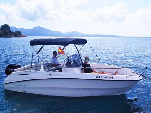 Speedboat Karnic 1851 · 2017 (refit 2020) (1)