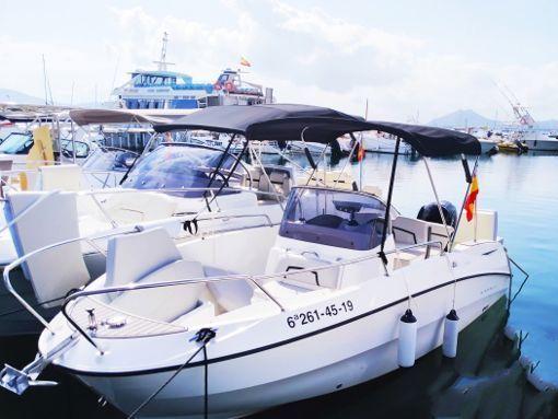 Speedboat Karnic 1851 · 2017 (refit 2020) (2)