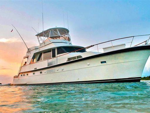 Motorboat Hatteras 75 · 2000 (refit 2020) (0)