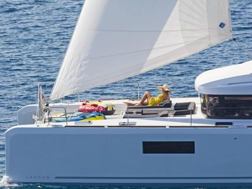 Catamaran Lagoon 52 · 2019 (0)