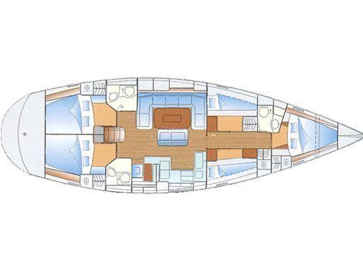 Sailboat Bavaria Cruiser 50 · 2012 (2)