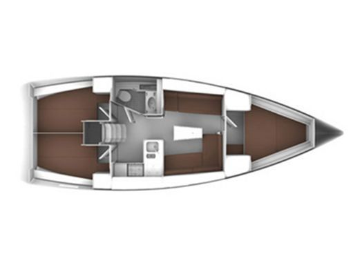 Sailboat Bavaria Cruiser 37 · 2018 (2)