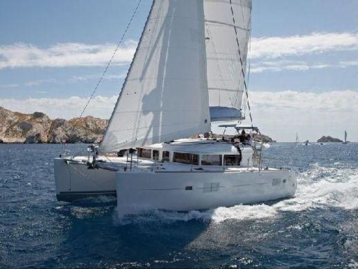 Catamaran Lagoon 400 · 2012 (0)
