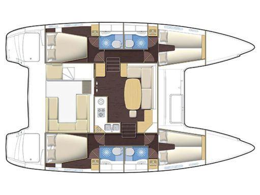 Catamaran Lagoon 400 · 2012 (2)