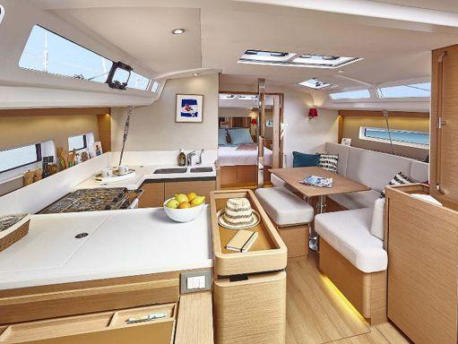 Sailboat Jeanneau Sun Odyssey 440 · 2020 (1)
